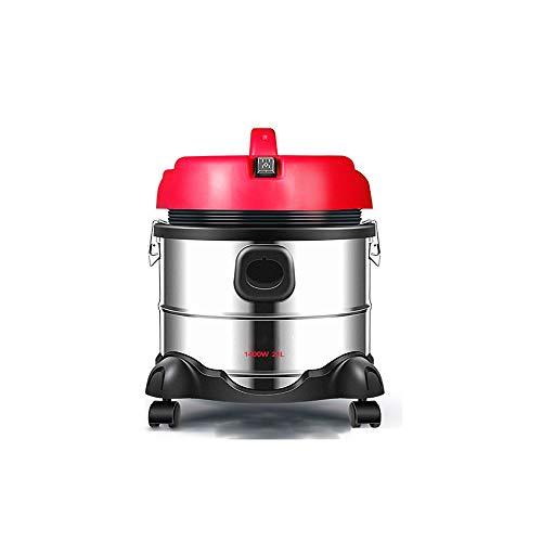 Aspirador de uso doméstico potente y de alta potencia, seco y húmedo, pequeño, portátil, aspirador para hotel T3143R