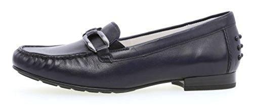 Gabor Ladies Comfort Sport Slipper Blue (mezzanotte)