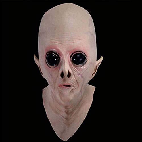 Halloween Masken Erwachsene , Scary Horror Neuheit Latex Horror Spooky Head Masks Cosplay Maskerade Karneval Kostüm