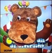 Oso y su día de diversión/Bear and his day of fun (Marionetas) por Adriana Blanco