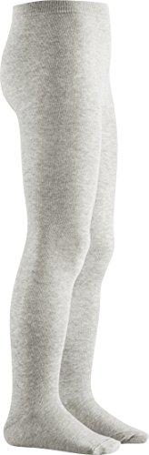 Playshoes Mädchen Thermo grau/Melange Strumpfhose, 37, 86 (Herstellergröße: 86/92) (Kälte Halloween Kostüm Ideen)