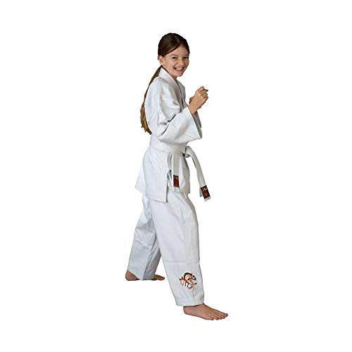 Ju-Sports Ju-Jutsu Anzug to Start Kids 9202, weiß 140