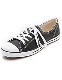 Converse - CT Fancy OX Leather - 544853C - Farbe: Schwarz - Größe: 36.0
