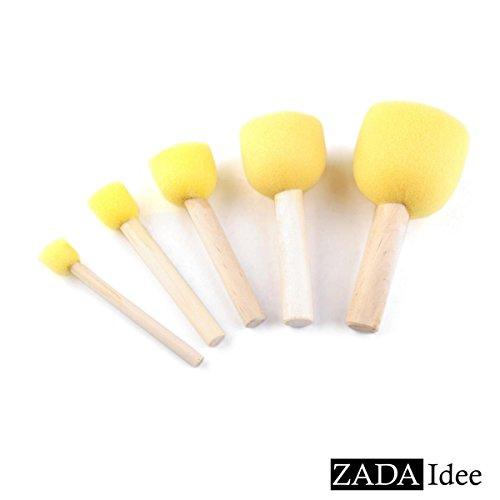 5x-hochwertige-stupfpinsel-schwammpinsel-schaumpinsel-zum-tupfen-schablonieren-und-stempeln-l-zada-i