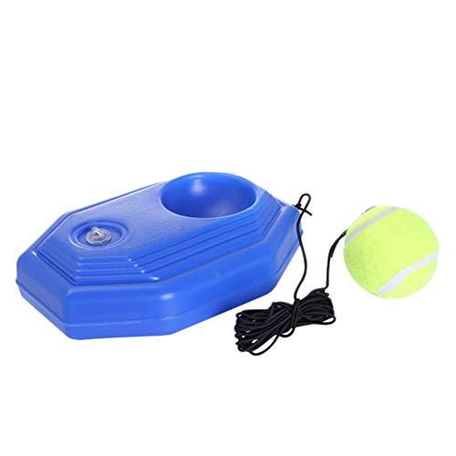 Hihey Sneaker Tennis con Palla da Tennis Prese da Tennis con Corda con Pallina da Allenamento Resistente Facile da Usare 1 Set Sneakers da Tennis con Pallina da Tennis per Allenamento Solitario
