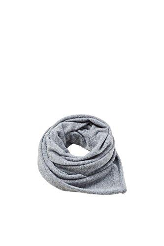 ESPRIT Accessoires Damen Schal 127EA1Q026, Grau (Medium Grey 035), One Size