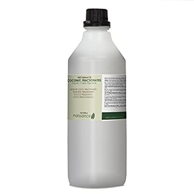 Naissance Fractionated Coconut Oil 1 Litre 100% Pure from Naissance