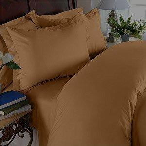 Bett-set Queen-bronze (Eleganten Komfort 4-teilig 1500Fadenzahl Ägyptische Qualität Bett-Sets mit tiefen Taschen, Full, Bronze)