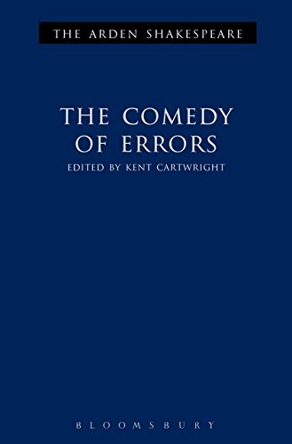 The Comedy of Errors (The Arden Shakespeare Third Series)