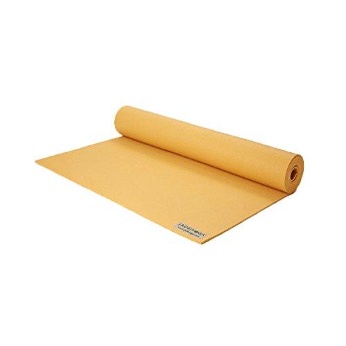 "Harmony Professional Yoga Mat - Saffron 71\""(180cm)"