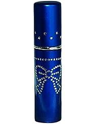 Parfum Taschenzerstäuber Serie 3 im Metallic-Look blau - 5 ml