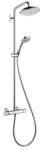 Hansgrohe 27185000 Croma 220 Air Showerpipe