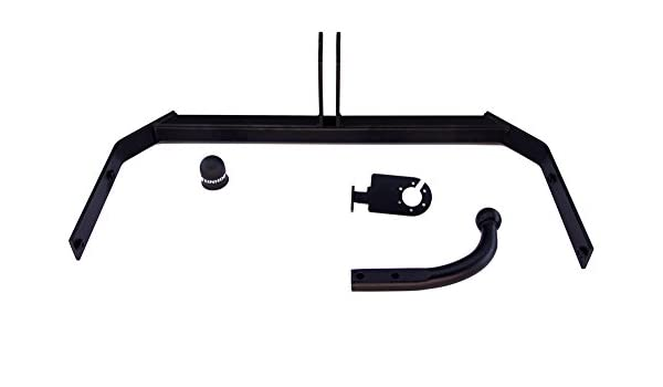 Für Volkswagen Polo V 6R//6C 3//5-Tür Fließheck Anhängerkupplung starr ABE
