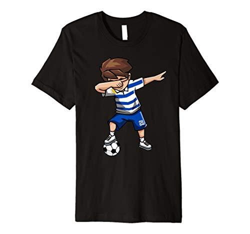 Sanftes Soccer Boy Uruguay Jersey Shirt Uruguay Fußball (Uruguay Jersey)