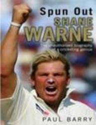 Shane Warne por Paul Barry