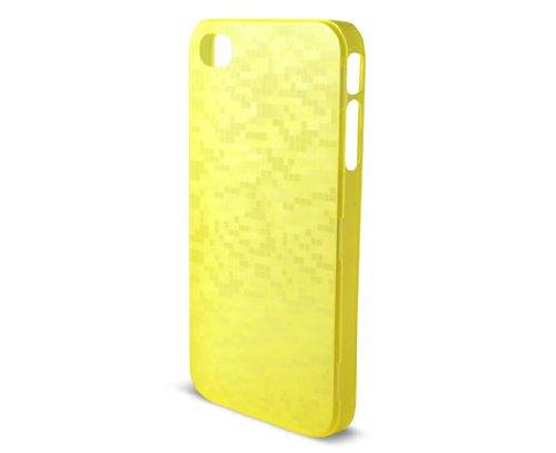KSIX Coque pour Apple iPhone 4et 4S citronier