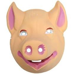 Masque Dur Enfant - Cochon