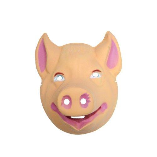 (Kinder Maske Festplatte, Schwein)