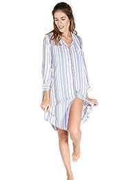 MASSANA - Camisola de Mujer Tipo Camisa L197225