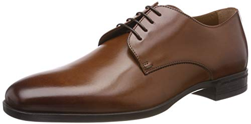 BOSS Kensington_Derb_bu, Herren Derby, Braun (Medium Brown 210), 40 EU (6 UK)