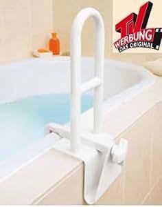 komfort senioren einstiegshilfe haltegriff griff badewanne k che haushalt. Black Bedroom Furniture Sets. Home Design Ideas
