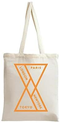 London-Paris-Tokyo-Newyork Tote Bag
