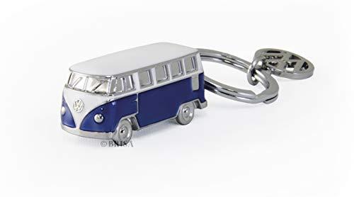 Brisa VW Collection VW T1 Bus 3D Llavero - Azul