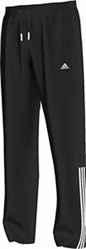 Reg Sportswear (adidas Herren Trainingshose REG STRUC 1 Schwarz/Weiß S/L)