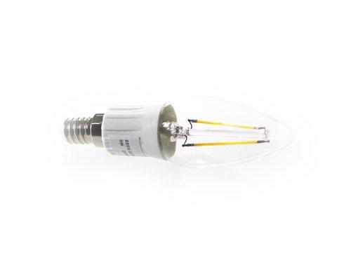 Peritus 3W E14LED vela de filamentos