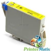 EPSON T0444 GIALLO Stylus C64/66/66N/84/84N/86Wifi/86N CARTUCCE COMPATIBILI Confezione da 1PZ