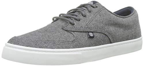Element Herren Topaz C3 Skateboardschuhe, Grau (Stone Chambray 4083), 44 EU