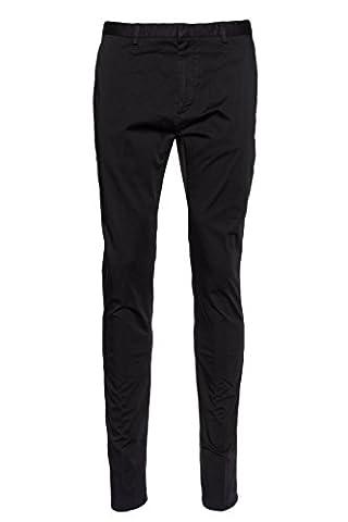 HUGO - Pantalon - Homme Beige beige - Noir - 50 cm