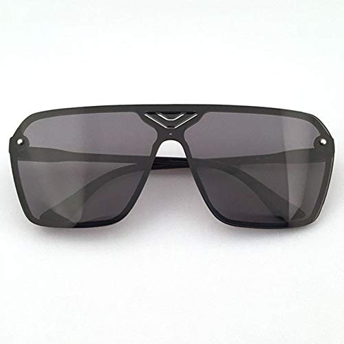 ZMHX Sonnenbrillen Männer Schutzbrille Kunststoff Fahren Sport Männer Schillernde Sonnenbrille Winddicht Streulicht Angeln Im Freien - Schillernde Schatten