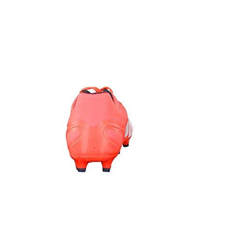 Puma - Evospeed 3.4 Lth Fg, Scarpe Da Calcio da uomo electric blue lemonade-white-orange clown fish 03