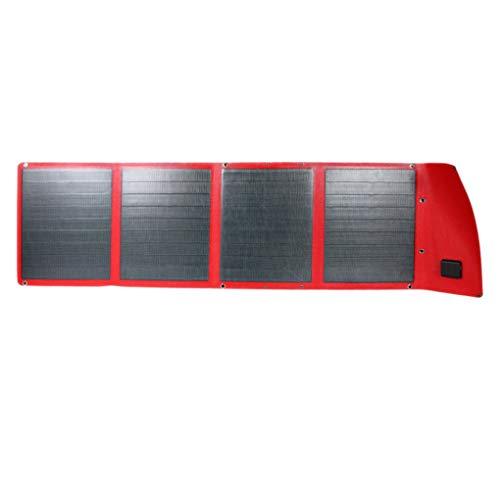 Hanxin 72W tragbares Solarbatteriefeld im Freien Faltbare Solarzelle Modul Telefon-Laptop Auto-Ladegerät