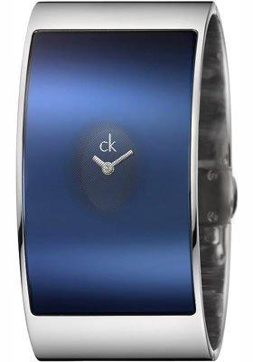 Calvin Klein Damen-Armbanduhr XS Flash Analog Edelstahl K3423706