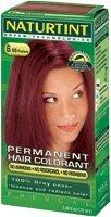 Naturtint Coloration capillaire naturelle permanente - Ingrédients végétaux actifs - 100% couvrant - Couleur I-6,66 Terre feu