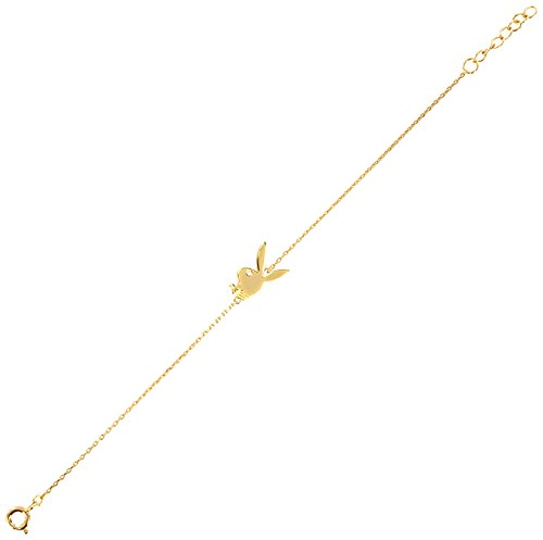 playboy-bracelet-argent-925-oxyde-de-zirconium-18-cm-31812210d