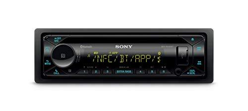 Oferta de Receptor de CD SONY MEX-N5300BT Negro, con Bluetooth