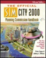 Preisvergleich Produktbild The Official Simcity 2000 Planning Commission Handbook