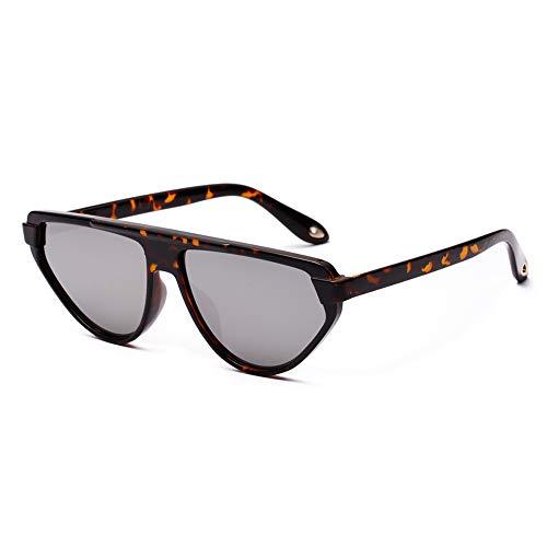 ZRTYJ Sonnenbrille Die Neueste Marke Der Retro Sonnenbrille-Frauen Entwarf Weinlese-Sonnenbrille-Mens-Punkart-Art- Und Weisedamen-Sonnenbrille-Gelb