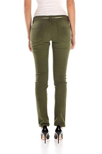 12P5506620306 Givenchy Jeans Damen Baumwolle Grün Grün