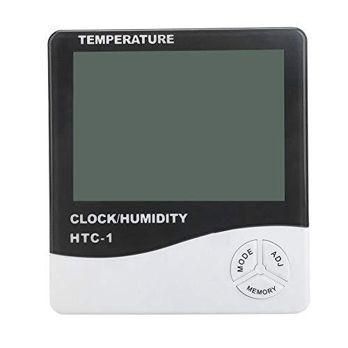 Digital-Thermometer - Wimpern Verpflanzen Hygrometer Elektronische Temperatur-Feuchtigkeits-Test