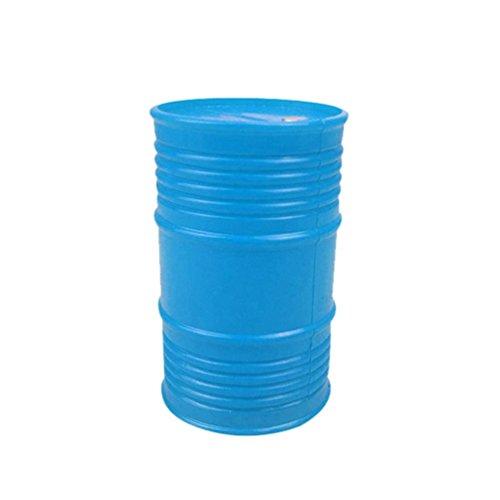 Y56 1/10 Crawler Zubehör Gepäckträger Seil Für SCX 10 RC Klettern Auto Anhänger RC Auto Gepäckträger Seil (Schwarz) (Blau)