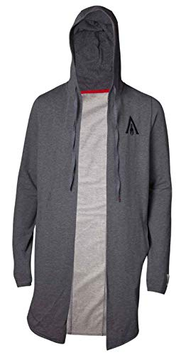 Assassins Creed Odyssey Sweat-Shirt à Capuche Apocalyptic Warrior Throw Officiel Assassins Creed