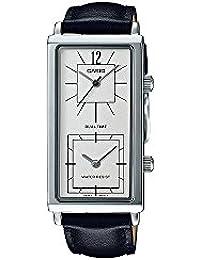 f8f22c22c34f Casio Ltp-e151l-7b Reloj Analogico Para Mujer Caja De Metal Esfera Color  Gris