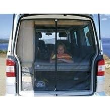 Brandrup Flyout 3 - Portón Trasero para VW T5 Kombi Beach, Solo con Techo de