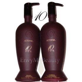 Alterna 10 Ten Shampoo 33 oz & Conditioner 33 oz