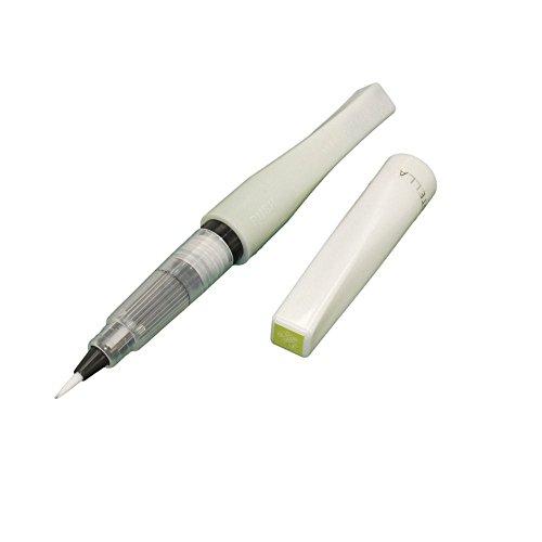 ZIG glitter Brush Marker Pen Pens Sparkle Wink of Stella pennello punta in tutti i colori 1 Glitter Light Green