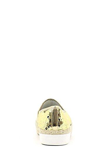 CAFèNOIR Em Damen Pantoffeln Platino